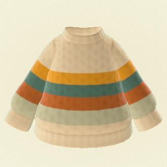 Autumn Leaves Sweater Sweater Pro Design Code Animal Crossing New Horizon