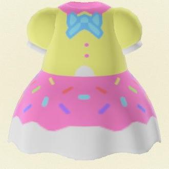 Wondrous Birthday Cake Balloon Hem Dress Pro Design Code Animal Crossing Personalised Birthday Cards Veneteletsinfo