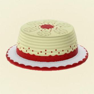 Red Velvet Cake Hat Brimmed Hat Pro Design Code Animal Crossing New Horizon